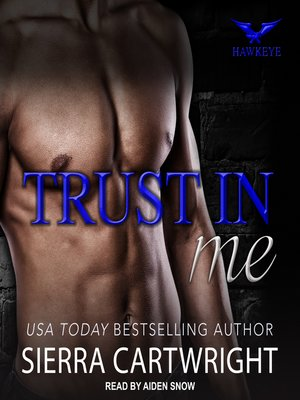 cover image of Trust in Me