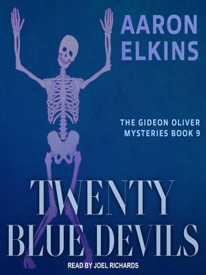 cover image of Twenty Blue Devils