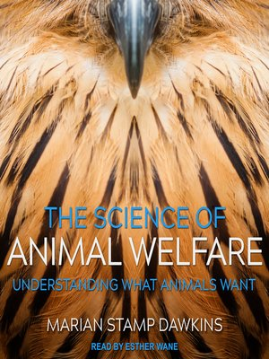 cover image of The Science of Animal Welfare