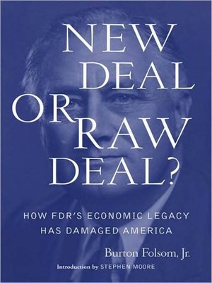 cover image of New Deal or Raw Deal?