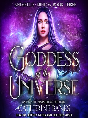 cover image of Goddess of the Universe