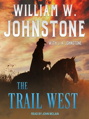 cover image of The Trail West