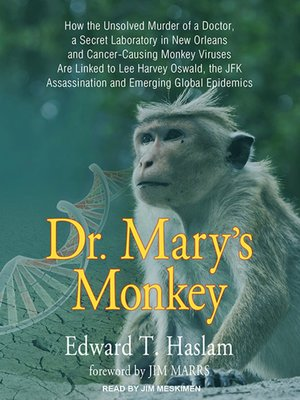 cover image of Dr. Mary's Monkey
