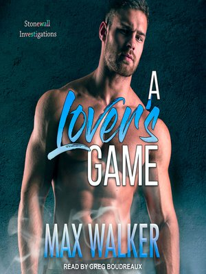 cover image of A Lover's Game