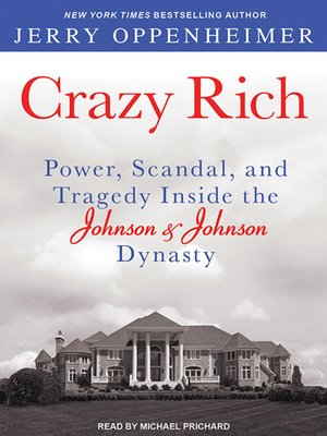 cover image of Crazy Rich