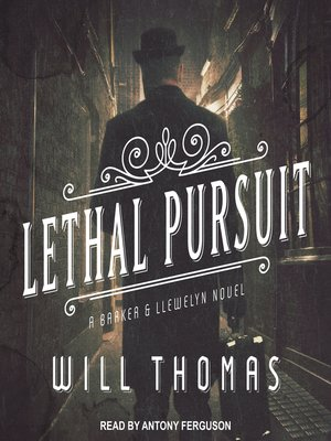 cover image of Lethal Pursuit