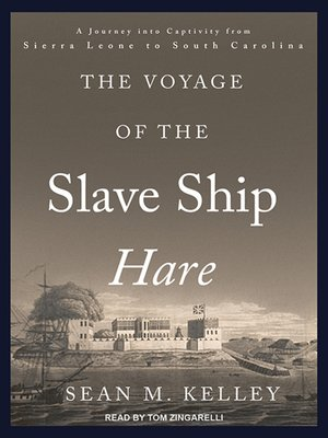 cover image of The Voyage of the Slave Ship Hare