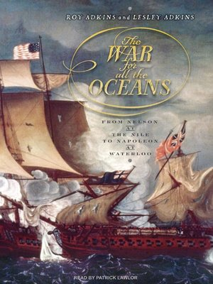 cover image of The War for All the Oceans