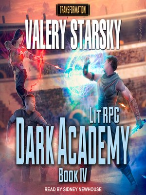 cover image of Dark Academy