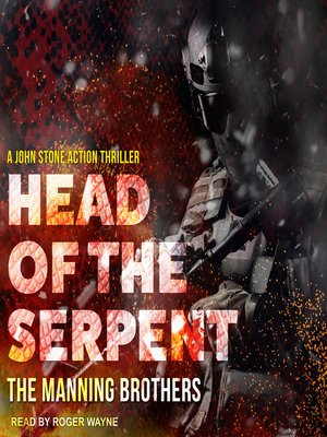 cover image of Head of the Serpent