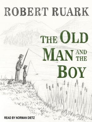 cover image of The Old Man and the Boy