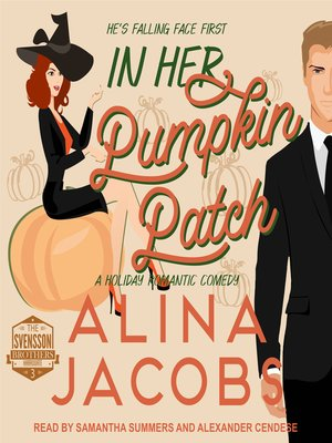 cover image of In Her Pumpkin Patch