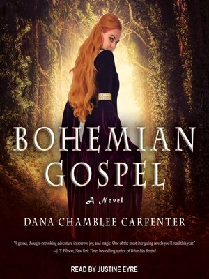 cover image of Bohemian Gospel--A Novel