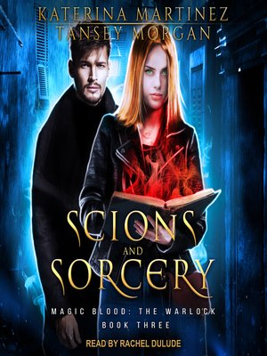 cover image of Scions and Sorcery