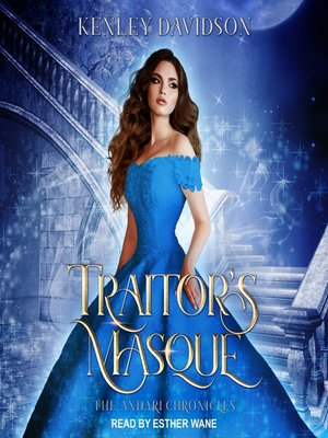 cover image of Traitor's Masque--A Reimagining of Cinderella