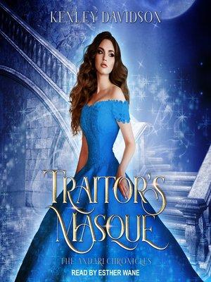 cover image of Traitor's Masque--A Reimagining of Cinderella