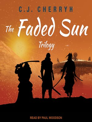 cover image of The Faded Sun Trilogy