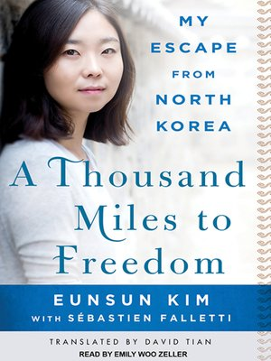 cover image of A Thousand Miles to Freedom