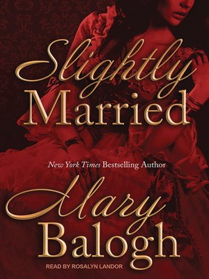 cover image of Slightly Married