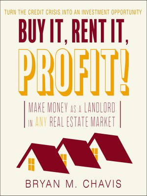 cover image of Buy It, Rent It, Profit!
