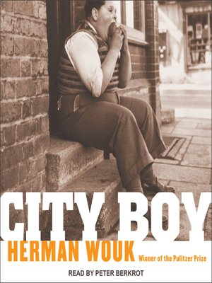 cover image of City Boy