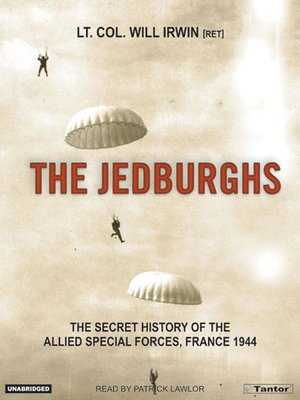 cover image of The Jedburghs