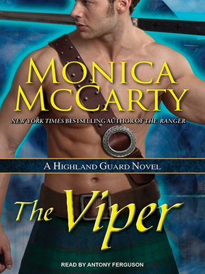 cover image of The Viper--A Highland Guard Novel