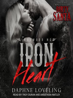 cover image of Iron Heart & Dirty Santa
