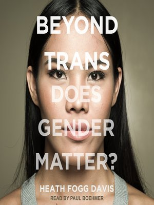 cover image of Beyond Trans