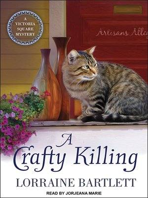 cover image of A Crafty Killing