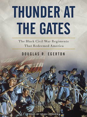 cover image of Thunder at the Gates