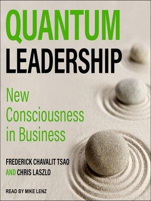 cover image of Quantum Leadership