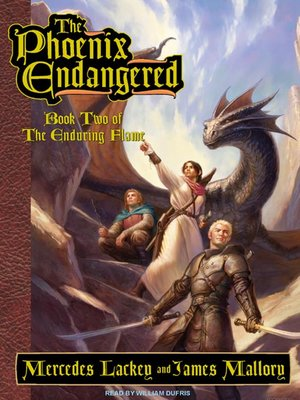cover image of The Phoenix Endangered--Book Two of the Enduring Flame