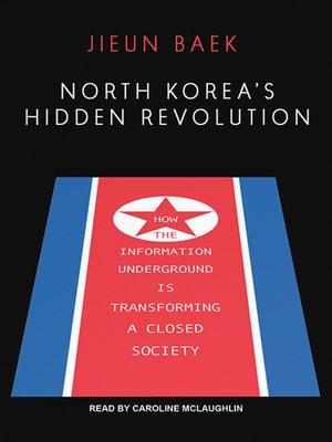 cover image of North Korea's Hidden Revolution