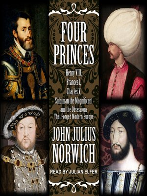 cover image of Four Princes