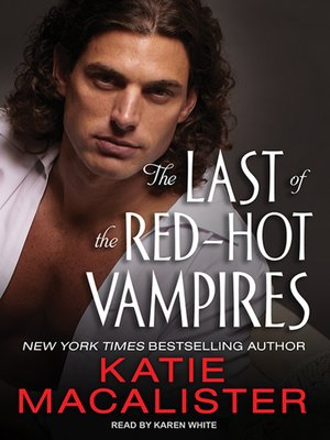 cover image of The Last of the Red-Hot Vampires