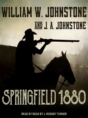 cover image of Springfield 1880