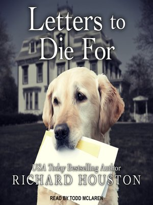 cover image of Letters to Die For