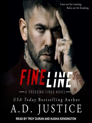 cover image of Fine Line
