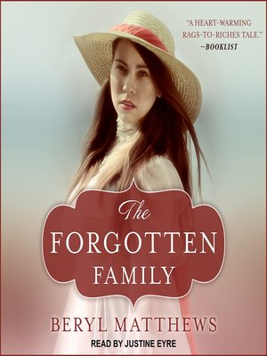 cover image of The Forgotten Family