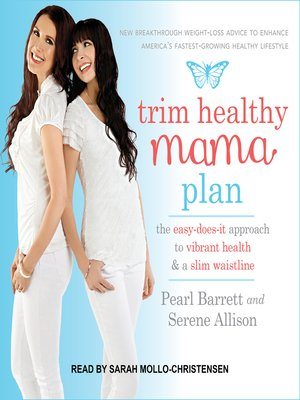 cover image of Trim Healthy Mama Plan