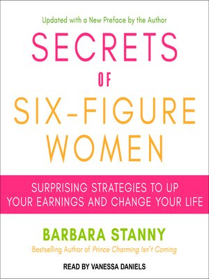 cover image of Secrets of Six-Figure Women
