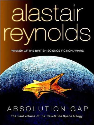 cover image of Absolution Gap