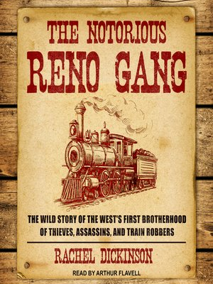 cover image of The Notorious Reno Gang
