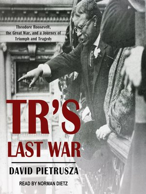 cover image of TR's Last War