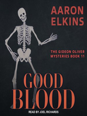 cover image of Good Blood