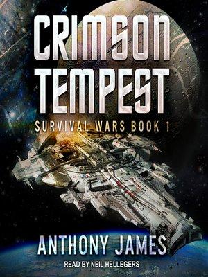 cover image of Crimson Tempest