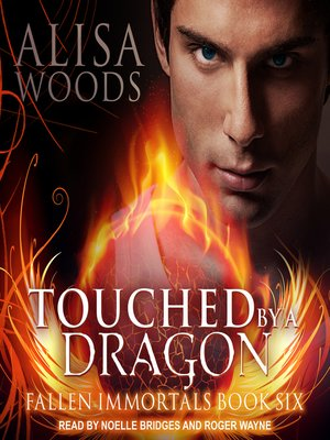 cover image of Touched by a Dragon