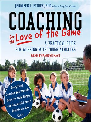 cover image of Coaching for the Love of the Game