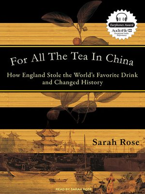 cover image of For All the Tea in China